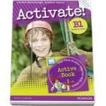 Activate! B1 Students Book with Access Code and Active Book Pack