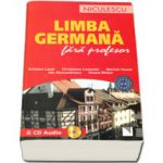 Germana fara profesor. Deutsch allein - Contine CD audio