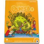 English Quest Level 3 - Pupils Book Pack (Animated Stories and Songs CD-ROM)