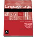 Language to Go Pre-Intermediate Teachers Resource Book (Robin Wileman)