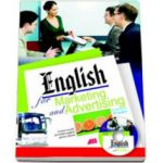 ENGLISH FOR MARKETING AND ADVERTISING cu CD