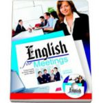 ENGLISH FOR MEETINGS cu CD