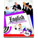 ENGLISH FOR PRESENTATIONS cu CD