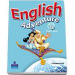 Curs de limba engleza, Manualul elevului - English Adventure Starter B Pupils Book