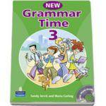 New Grammar Time 3. Student's Book, with multi-ROM