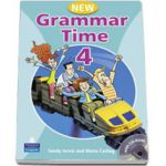 New Grammar Time 4. Student's Book, with CD-ROM
