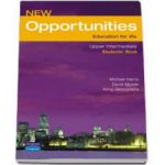 New Opportunities Upper Intermediate Students Book (Michael Harris)