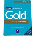New Proficiency Gold (Exam Maximiser with Key)
