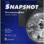 Snapshot Pre-Intermediate Class Audio CD 1-2