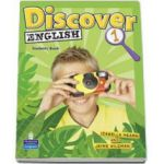 Izabella Hearn, Discovery English level 1 Students Book