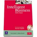 Intelligent Business Pre-Intermediate Skills Book and CD-Rom pack (Barrall Irene)