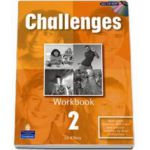 Challenges level 2 Workbook and CD-Rom pack (With extra Grammar reference and practice exercises by Anna Sikorzynska)