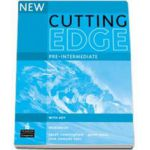 Cutting Edge Pre-Intermediate Workbook with Key. New Edition (Sarah Cunningham)