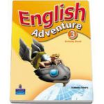 Hearn Izabella - English Adeventure, level 3. Activity Book