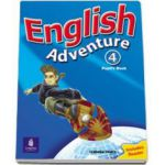 Hearn Izabella - English Adventure, level 4. Pupils Book plus Reader