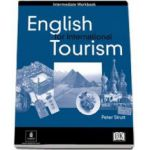 English for International Turism. Intermediate level, workboook (Strutt Peter)