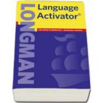 Longman Language Activator, for Upper Intermediate and Advanced learners. New Edition - Paperback