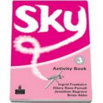 Sky, level 3. Activity Book (Ingrid Freebairn)