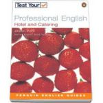 Alison Pohl, Test Your Professional English Hotel and Catering