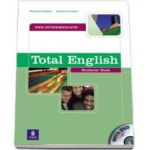 Total English Pre-Intermediate Students Book with DVD (Richard Acklam)