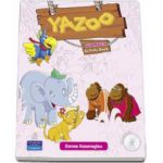 Yazoo Starter level - Activity Book with CD-Rom (Charlotte Covill)