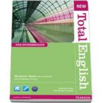 New Total English Pre-Intermediate level Students Book with ActiveBook and Vocabulary Trainer (Araminta Crace)