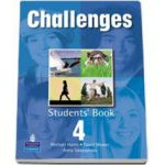 Michael Harris - Challenges level 4 Global. Students Book