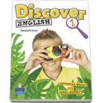 Catherine Bright, Discover English Global level 1. Teachers Guide