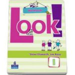 Look! level 1 Workbook (Elsworth Steve)