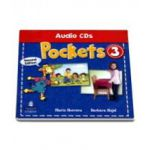 Herrera Mario, Pockets level 3 class Audio CD