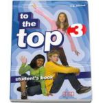 To the Top 3 Pre-Intermediate level Students Book (H. Q. Mitchell)