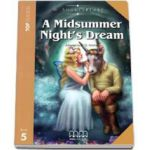 William Shakespeare - A Midsummer Nigts Dream. Story adapted by H. Q Mitchell. Readers pack with CD level 5