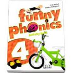 Funny Phonics level 4 Activity Book with Students CD-Rom (H. Q. Mitchell)