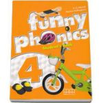 Funny Phonics level Students Book (Mitchell H. Q.)