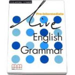 Live English Grammar Pre-Intermediate Students Book (Mitchell H. Q.)