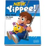 New Yippee! Blue Book Fun Book with CD-Rom (H. Q. Mitchell)
