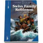 David Johann Wyss - Swiss Family Robinson. Story adapted by H. Q Mitchell. Readers pack with CD level 3