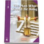 Rudyard Joseph Kipling - The Man Who Would Be King. Story adapted by H. Q Mitchell. Readers pack with CD level 4