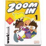 Zoom In level 1 Workbook with CD-rom (H. Q. Mitchell)