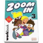 Zoom In level 3 Workbook with CD-Rom (H. Q. Mitchell)