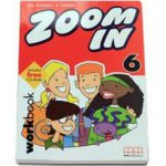Zoom In level 6 Workbook with CD-Rom - H. Q. Mitchell