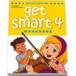 Mitchell H. Q., Get Smart level 4 Workbook with CD - British Edition
