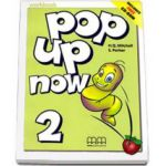 Mitchell H. Q., Pop Up Now level 2 Workbook with CD