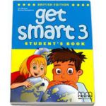 Mitchell H. Q., Get Smart level 3 Student s Book - British Edition