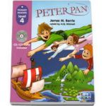 Peter Pan, retold by H. Q. Mitchell. Primary Readers level 4, Student s Book with CD (Matthew James Barrie)