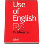 Moutsou E - Use of English B2 level - Upper-Intermediate - for all exams. Student s Book