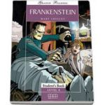 Frankenstein. Graded Readers level 4 - Intermediate - readers pack with CD