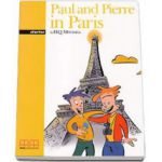 Paul and Pierre in Paris. Graded Readers Starter level - Original Stories - pack with CD (H. Q. Mitchell)