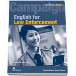 Charles Boyle - Campaign. English for Law Enforcement - Student Book with self-study CD