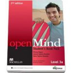 Mickey Rogers, Open Mind 2nd Edition Level 3A Student s Book Pack with DVD